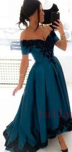 #green #satin #prom #party #evening #dress #dresses #gowns #cocktaildress…