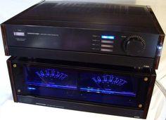 1 Amplificador Onkyo Tapa M 5090 Y Previo Onkyo P 3090 - Equipos de sonido en Málaga, Alhaurín el Grande.