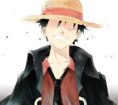 Monkey D. Luffy _One Piece