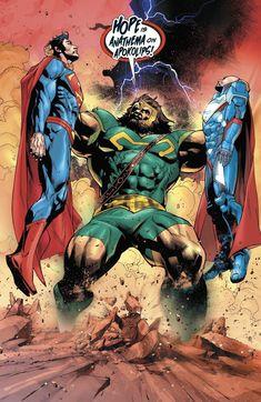 Comic Book Heroes, Marvel Heroes, Comic Books Art, Comic Art, Marvel Dc, Comic Superman, Batman Comics, Univers Dc, Arte Dc Comics