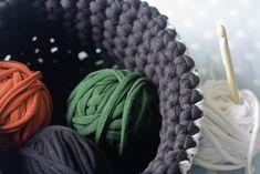 DIY: t-shirt yarn