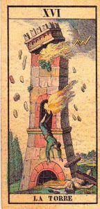 Tarocchi: la Torre