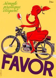 vintage poster favor - Google Search