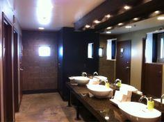 Bathroom Vanities Gilbert Az unisex restroom | work it | pinterest | restaurant design