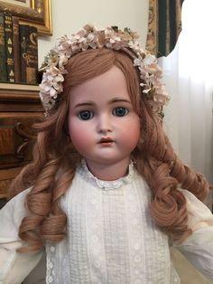 Beautiful LARGE Kammer Reinhardt Simon & Halbig Antique Doll | eBay