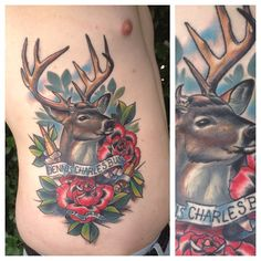 Done by Matthew Hockaday from Dixie tattoo in Waterford, MI