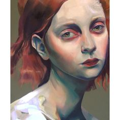"""Autumn Baby"" oil painting by Tarryn Jade Choma #oilpainting #art #artist #portrait"
