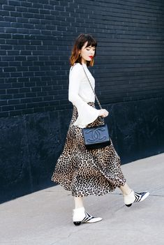 3 Ways To Rock Leopard Prints This Fall