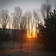 Dobré ráno #bratislava #ruzinov