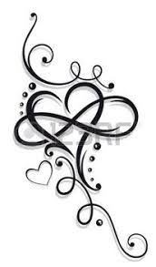 Image result for your heart was ready with a infinty sign