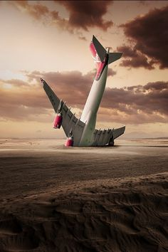 """nonconcept: """"Landing"""" by George Christakis."""