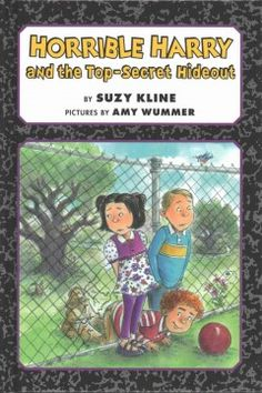 Doug thought he knew everything about his best friend, Harry . . . until he discovers that Harry has a secret hideout in the woods just outside of South School.Unfortunately, Harry can't keep his hideout a secret much longer, because the land is going to be sold and turned into a big apartment building—unless he and the rest of the kids in Room 3B can save it.