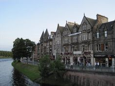This is the hotel where we stayed in Inverness, Scotland.  I loved this city....so peaceful and lovely.  Even better--we visited in June, when it remained daylight until almost midnight!!