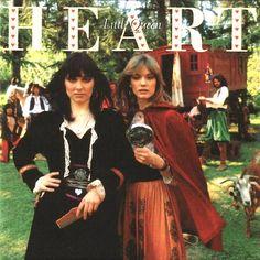 Heart – Little Queen; 1977.
