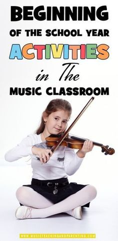 Looking for great activities for the first day of school? Beginning of the School Year Music Activities - great tips for engaging the students before the actual music instruction has started. Elementary Music Lessons, Music Lessons For Kids, Music Lesson Plans, Singing Lessons, Singing Tips, Piano Lessons, Alone, First Day Of School Activities, Teaching Music