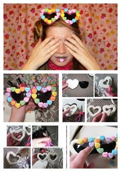 designer sunglasses This Funcky Party Sunglasses To Be a Center Of Attraction.Top 5 DIY Designer Sunglasses for Women. Its Crazy. Festival Sunglasses, Kids Sunglasses, Kawaii Diy, Diy Craft Projects, Crafts, Diy Clothes Videos, Red Hats, Diy Fashion, Runway Fashion