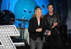 The Killers performance in The Ellen DeGeneres Show 2013