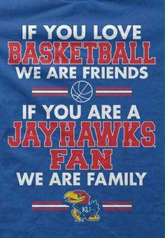 Family Over Everything Kansas Jayhawks Basketball, Kansas Basketball, Love And Basketball, Basketball Teams, Kansas City Chiefs, U Rock, Family Over Everything, University Of Kansas, We Are Family