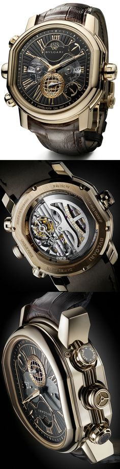 Bulgari Daniel Roth Grande Sonnerie Quantieme Perpetual The exquisite timepiece costs a bit over $ 1 million ~ a¢™ (if only)