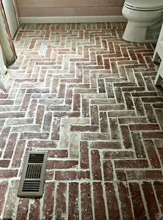 You Can Install A Brick Tile Floor On Your Own!