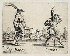 Жак Калло знаменитый гравер средневековья. Вдохновил множество художников и писателей. Рембрандт коллекционировал его гравюры