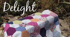 Jaybird Quilts: Delight Quilt!