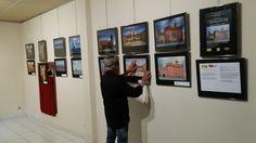 L'Expo Photo relief pour déficients visuels du Salon International de Photographie «le Catalan»