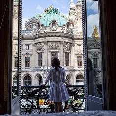 What a view....#opera #iloveparis #view @spg @whotels #love #design by @wparisopera