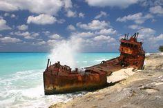 Wraki statków na świecie - Podróże