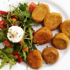 Falafel Falafel, Ethnic Recipes, Food, Falafels, Meals, Yemek, Eten