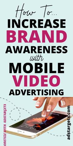 Do you want to advertise your business with the potential to take your brand to the next level given the massive number of active smartphone users? If yes, mobile video advertising is the right method. Find more, here! #advertiseyourbusiness #advertise #brandawareness #brandawarenessads Youtube Advertising, Mobile Advertising, Display Advertising, Online Advertising, Advertising Campaign, Online Marketing, Digital Marketing, Ads, Instagram Mobile