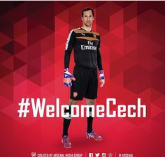 Welcome Cech
