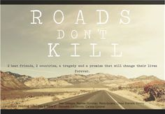 """""""Roads Don't Kill"""" by alexiaysabel on Polyvore"""