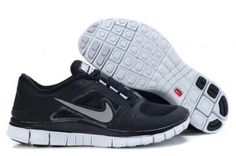 Nike Free Run 3 Womens Black 2013 Running Shoes