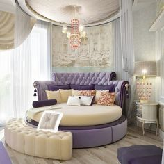 in love with this sofa bed .  maybe a plainer color and of you go into the world of dreams ...
