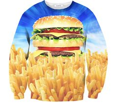 Holy Burger Sweater – $60