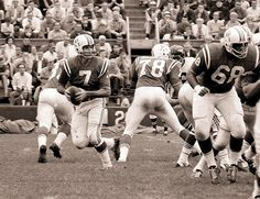 John Huarte American Football League, Nfl New England Patriots, Photo Postcards, Old And New, Photo Galleries, The Past, Classic, Photos, Derby