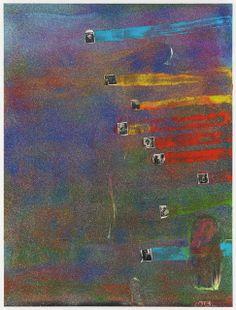 Chris Martin abstraction
