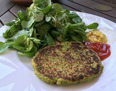 Estas hamburguesas veganas son ricas y, además, como explican desde el blog PASIÓN Y TENTACIÓN, sin complicaciones en su elaboración.