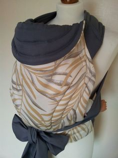 MEI TAI Baby Carrier / Sling / Reversible/ Palmera with by MarinaN