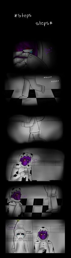 Five Nights At Freddy's 3 ~ Pag 6