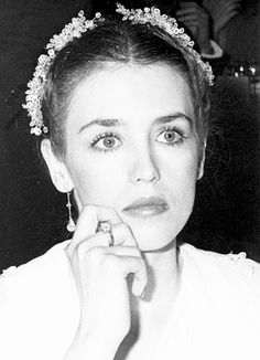 Isabelle Adjani at the 1981 Cannes Film Festival
