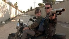 Terminator 2: Judgment Day (1991) Yes, Arnold kept to his word and came back forTerminator 2 - but not in the way most folks imagined. Who knew that almost all of the pathos in James Cameron'sTerminator 2: Judgment Day (already the third direct sequel he made, including 1981'sPiranha Part Two: The SpawningandAliens) would revolve around The Terminator. I certainly didn't expect it and I doubt audiences in 1991 expected that either.