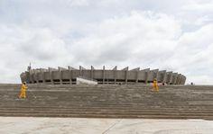Arena Mineirão em Belo Horizonte