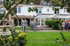 Wedding photographers South Wales, Oxwich Bay Hotel Wedding,