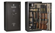 Coffre pour armes BROWNING DEFENDER 23 - 218 kg (23 armes)