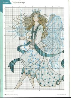 Gallery.ru / Фото #33 - The world of cross stitching 182 - WhiteAngel