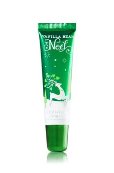 Vanilla Bean Noel Holiday Traditions Lip Gloss - LipLicious - Bath & Body Works