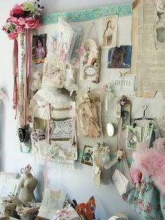 ideas - where can I hang an ideas board???