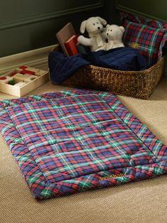 Tartan Play Blanket - RalphLauren.com